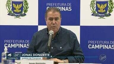 Coronavírus: Campinas anuncia testagem de motoboys a partir de novembro - Inquérito epidemiológico prevê exames em 2,2 mil profissionais que poderão fazer o agendamento por telefone a partir desta quarta-feira (28).