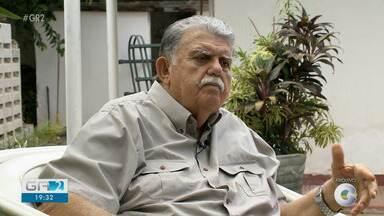 Ex-deputado Osvaldo Coelho é reconhecido como 'Patrono da Irrigação' - O projeto sancionado pelo governador Paulo Câmara foi de autoria do deputado Clodoaldo Magalhães e é mais um reconhecimento ao legado do braço forte do sertão.