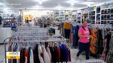 Contratações de temporários para o Natal ganha força no comércio em Goiás - Comerciantes se preparam para vendas de fim de ano.