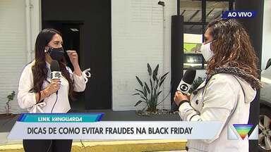 Clientes começam a pesquisar descontos da Black Friday - Expectativa é grande entre os comerciantes.