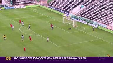 Gama perde primeira na Série D, Brasiliense vence mais uma e entra na briga pela liderança - Gama perde primeira na Série D, Brasiliense vence mais uma e entra na briga pela liderança
