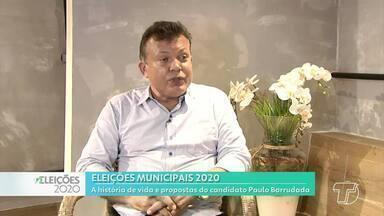 Série Eleições: a história de vida e as propostas de governo do candidato Paulo Barrudada - Confira a primeira reportagem da série da TV Tapajós.