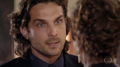 Guiomar se preocupa com a obsessão de Alberto por Ester - Ele assume que não sentiu remorso por nada que fez a Cassiano e afirma que faria tudo de novo. Enquanto isso, o rival pega Samuca na escola e o convida para brincar na praia