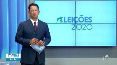 Acompanhe a agenda dos candidatos a prefeito em Juazeiro do Norte - Confira mais notícias em g1.globo.com/ce