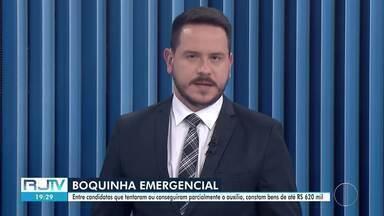 Veja a íntegra do RJ2 desta segunda-feira, 02/11/2020 - Apresentado por Alexandre Kapiche, o telejornal traz as principais notícias do interior do Rio.