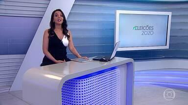 Veja os compromissos de candidatos à prefeitura de BH, nesta terça (3) - TV Globo acompanha agenda eleitoral, na capital.