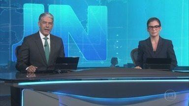 Jornal Nacional, Íntegra 03/11/2020 - As principais notícias do Brasil e do mundo, com apresentação de William Bonner e Renata Vasconcellos.