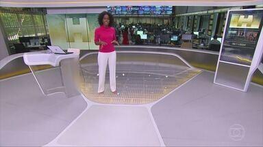 Jornal Hoje - Edição de 05/11/2020 - Os destaques do dia no Brasil e no mundo, com apresentação de Maria Júlia Coutinho.