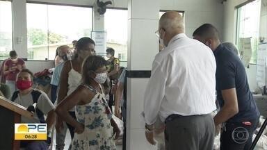 Igreja Católica faz ações para famílias pobres no Grande Recife - Ao longo da semana, são realizadas atividades para desassistidos.