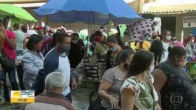 Infectologista analisa a pandemia da Covid-19 em Pernambuco - Médico também tirou dúvidas sobre o assunto.