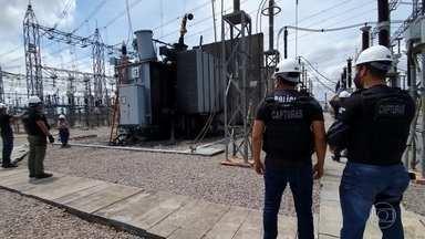 Barroso atende a pedido do TRE do Amapá e adia eleições em Macapá - Tribunal pediu adiamento 'até o restabelecimento regular da energia elétrica' no município; estado enfrenta crise de energia. Pela decisão, primeiro e segundo turno estão suspensos.