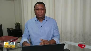 Justiça nega novamente pedido de prisão domiciliar de Espiridião Frasson - Veja a seguir.