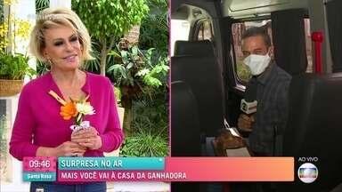 'Delivery Mais Você' está de volta - Fabrício Battaglini explica como o quadro vai funcionar durante a pandemia