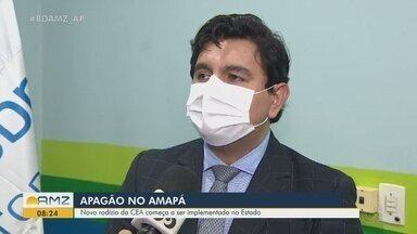 Apagão: novo rodízio da CEA começa a ser implantado no Amapá nesta quinta-feira (12) - Apagão: novo rodízio da CEA começa a ser implantado no Amapá nesta quinta-feira (12)
