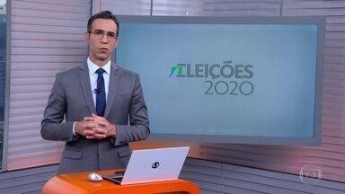 Instituto Datafolha divulga mais uma pesquisa eleitoral para a prefeitura de São Paulo - Pesquisa foi feita entre os dias 9 e 10 de novembro e ouviu 1.512 eleitores.