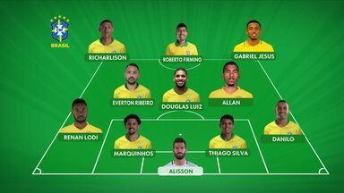 Veja qual Seleção deve enfrentar a Venezuela pelas Eliminatórias - Veja qual Seleção deve enfrentar a Venezuela pelas Eliminatórias
