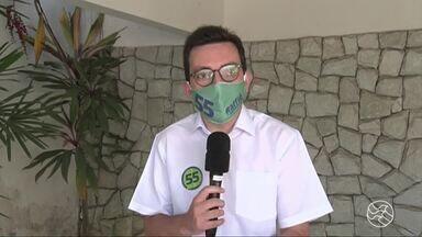Candidato à prefeitura de Caruaru, Raffiê Dellon, mostra propostas sobre área social - Ele é candidato pelo PSD