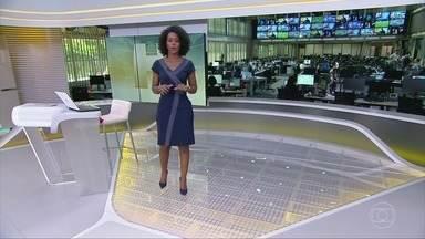 Jornal Hoje - íntegra 14/11/2020 - Os destaques do dia no Brasil e no mundo, com apresentação de Maria Júlia Coutinho.