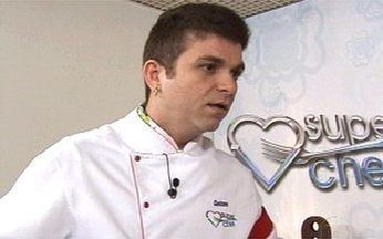 Estresse no Super Chef - Última semana foi uma das mais difíceis para os participantes.