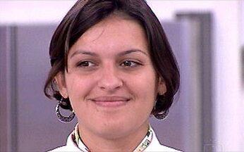Liliane está fora do Super Chef - A chef foi eliminada com 63% dos votos.