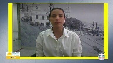 Prefeita reeleita de Caruaru fala sobre planos para segundo mandato - Raquel Lyra (PSDB) teve 66,86% dos votos.