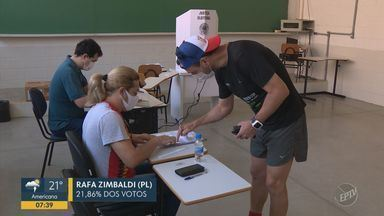 Dário Saadi (Republicanos) e Rafa Zimbaldi (PL) intensificam estratégias para o 2º turno - Candidatos traçam estratégias para conquistar votos de eleitores que votaram no primeiro turno em outros político ou mesmo não votaram.