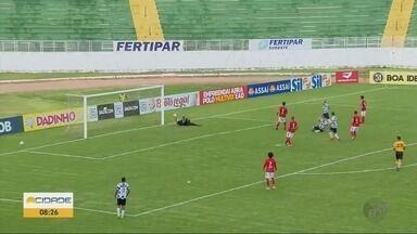 Boa Esporte vence São José-RS por 1 a 0 em Varginha, MG - Boa Esporte vence São José-RS por 1 a 0 em Varginha, MG