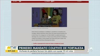 Gioras Xerez traz os destaques do G1 desta terça-feira (17) - Saiba mais em: g1.com.br/ce