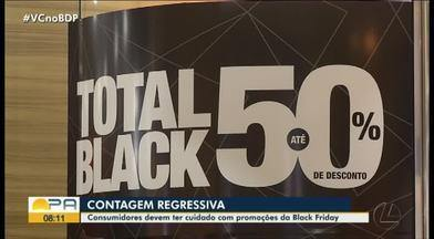 Falsas promoções de Black Friday podem ser denunciadas através de canais do consumidor - Falsas promoções de Black Friday podem ser denunciadas através de canais do consumidor.