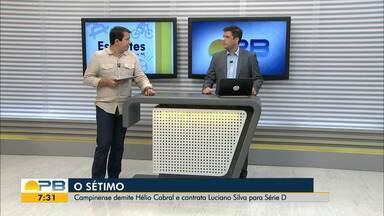 Kako Marques traz as notícias do esporte no Bom Dia Paraíba desta terça-feira (17.11.20) - Fique bem informado, torcedor paraibano