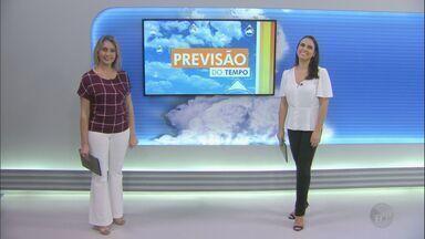 Veja como fica o tempo nas cidades da região nesta terça-feira (17) - Confira a previsão para Aguaí, Rincão e São João da Boa Vista (SP).