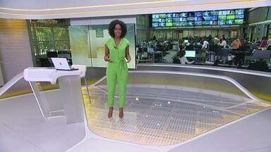 Jornal Hoje - íntegra 17/11/2020 - Os destaques do dia no Brasil e no mundo, com apresentação de Maria Júlia Coutinho.