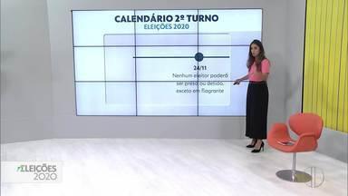 Confira o calendário e as principais regras para o 2º turno das Eleições - O 2º turno acontece dia 29 de novembro.