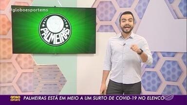 Globo Esporte MS - terça-feira - 17/11/20 - Globo Esporte MS - terça-feira - 17/11/20