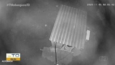 Suspeito de atear fogo na rádio em Alvorada morreu após ser internado com o corpo queimado - Suspeito de atear fogo na rádio em Alvorada morreu após ser internado com o corpo queimado