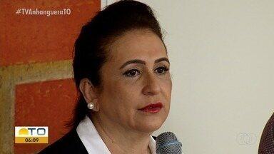 Senadora Kátia Abreu é diagnosticada com Covid-19 - Senadora Kátia Abreu é diagnosticada com Covid-19