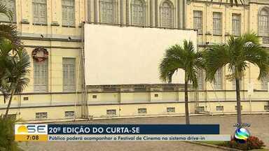 Curta-SE começa nesta quarta-feira em Aracaju - Curta-SE começa nesta quarta-feira em Aracaju.