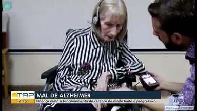 Alzheimer afeta o funcionamento do cérebro de modo lento e progressivo - Saiba mais sobre a doença.