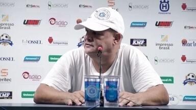 Lucas Silva pede rescisão de contrato do São Bento - Tem mais um jogador de saída do São Bento. Lucas Silva pediu sua rescisão de contrato e o clube aceitou.
