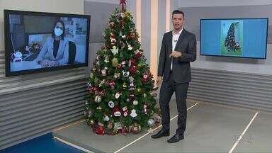 Campanha de Natal: Telespectadores podem doar brinquedos até 16 de dezembro - Em Ponta Grossa, doações devem ser entregues no Sesc e em outros pontos.