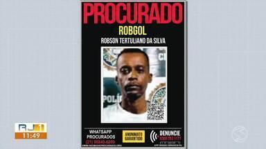Responsável pelo transporte de drogas de grupo criminoso é preso na Serra das Araras - Ação da Polícia Civil de Barra Mansa, com o apoio da Polícia Rodoviária Federal, conseguiu localizar o suspeito, envolvido com o criminoso procurado Robson Tertulano da Silva, conhecido como Robgol.