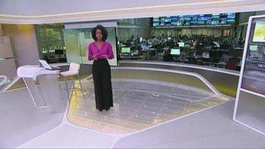 Jornal Hoje - íntegra 18/11/2020 - Os destaques do dia no Brasil e no mundo, com apresentação de Maria Júlia Coutinho.