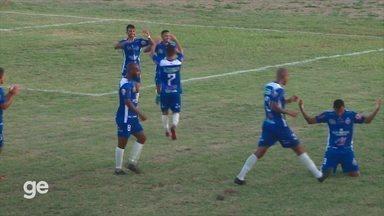 O gol de Parnahyba 1 x 0 Piauí pela rodada 11 do Piauiense - O gol de Parnahyba 1 x 0 Piauí pela rodada 11 do Piauiense