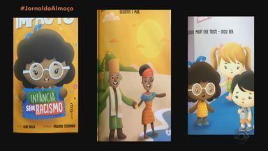Crianças são protagonistas no episódio da série especial da Semana da Consciência Negra - Assista ao vídeo.