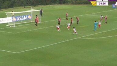 No Paulistão feminino, São Paulo perde para o Bragantino - Equipe tricolor conta com quatro jogadoras do Alto Tietê.