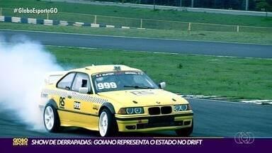 Show de arrancadas: goiano representa o estado no Brasileiro de drift - Gabriel Ramalho é o único piloto de Goiás na competição