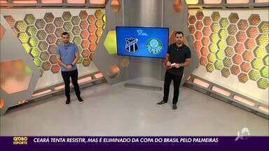 Daniel Rocha avalia atuação do Ceará em eliminação na Copa do Brasil - Daniel Rocha avalia atuação do Ceará em eliminação na Copa do Brasil