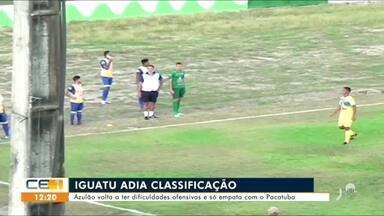 Veja as notícias do esporte do Cariri - Saiba mais no g1.com.br/ce
