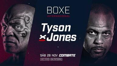 Tyson X Jones Jr - Tyson X Jones Jr