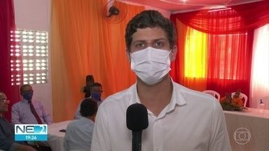 João Campos promete criar centro de reabilitação para dependentes químicos no Recife - Ele é candidato à prefeitura pelo PSB.